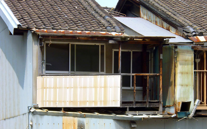 家を建て直すので古くなった家を解体したい